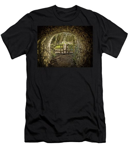 View From The Tunnel Men's T-Shirt (Athletic Fit)