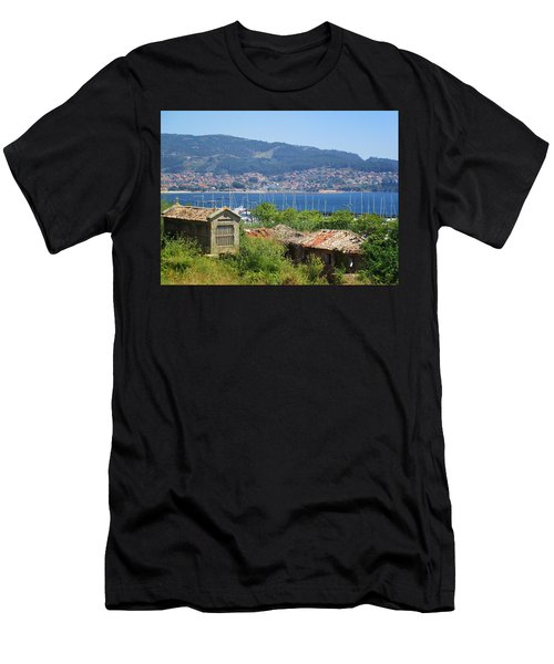 View Of Meira Men's T-Shirt (Athletic Fit)