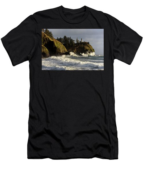 Vigorous Surf Men's T-Shirt (Athletic Fit)