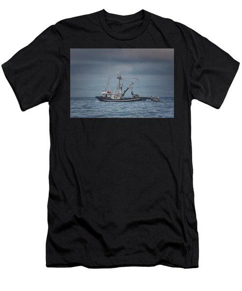 Viking Tide Men's T-Shirt (Athletic Fit)