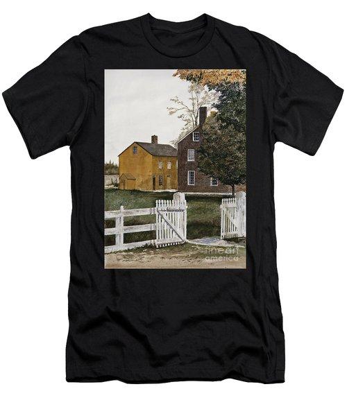 Village Gate Men's T-Shirt (Athletic Fit)