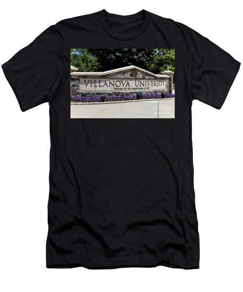 Men's T-Shirt (Athletic Fit) featuring the photograph Villanova by William Norton