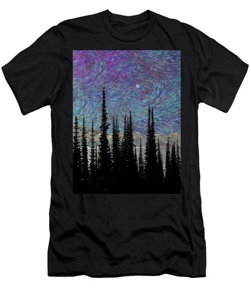 Vincent's Dream Men's T-Shirt (Slim Fit) by Ed Hall