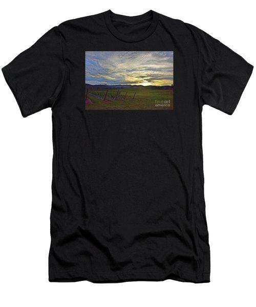 Cultivation Men's T-Shirt (Athletic Fit)