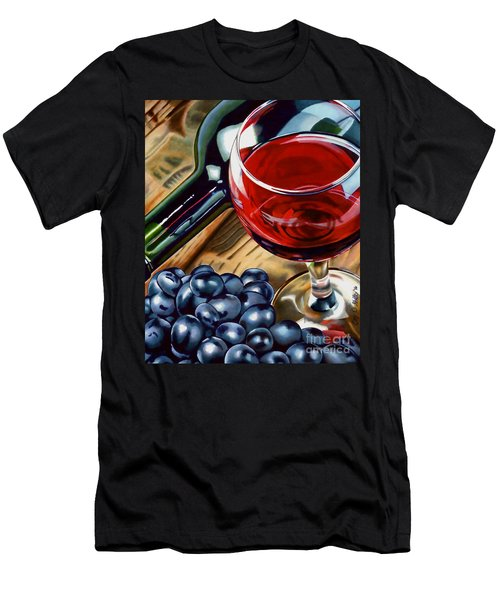 Vino 2 Men's T-Shirt (Athletic Fit)