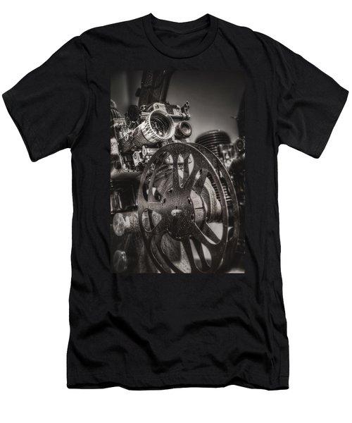 Vintage 16mm Men's T-Shirt (Athletic Fit)