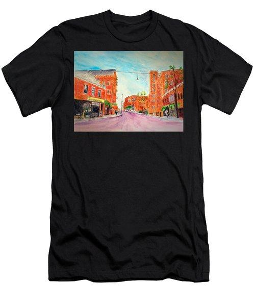 Vintage Amesbury Men's T-Shirt (Athletic Fit)