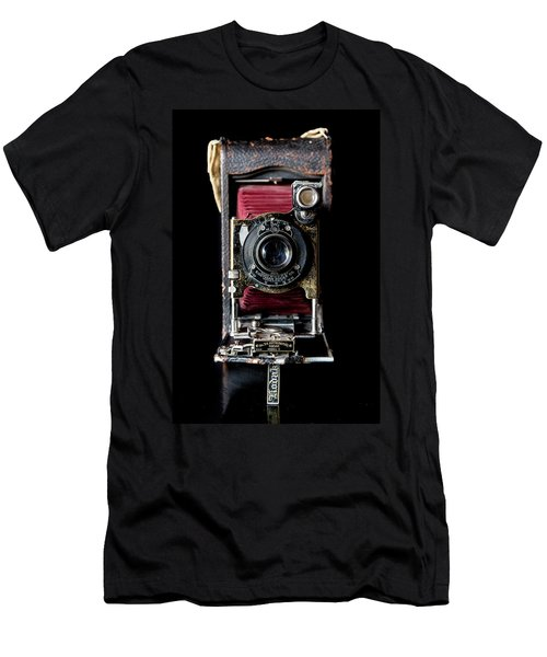 Vintage Bellows Camera Men's T-Shirt (Athletic Fit)