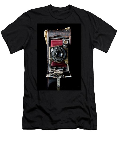 Vintage Bellows Camera Men's T-Shirt (Athletic Fit)