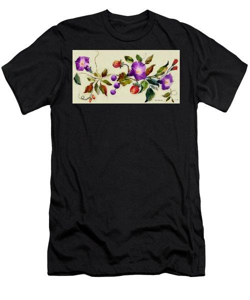 Vintage Charm Men's T-Shirt (Athletic Fit)