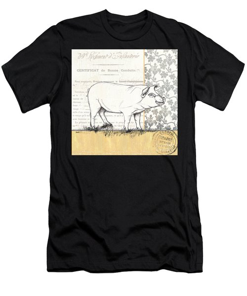 Vintage Farm 2 Men's T-Shirt (Athletic Fit)