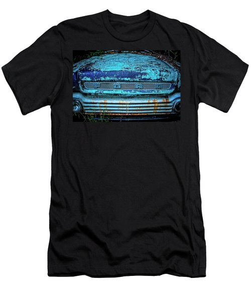 Vintage Ford Pick Up Men's T-Shirt (Athletic Fit)