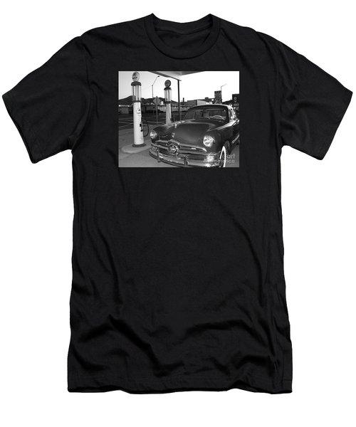 Vintage Ford Men's T-Shirt (Slim Fit) by Rebecca Margraf