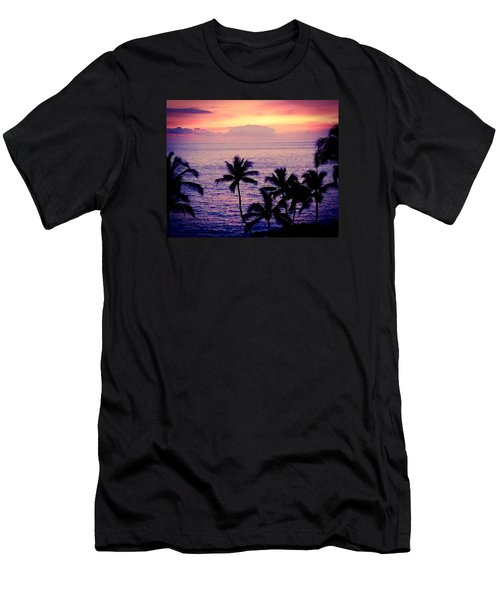 Vintage Hawaii Men's T-Shirt (Athletic Fit)