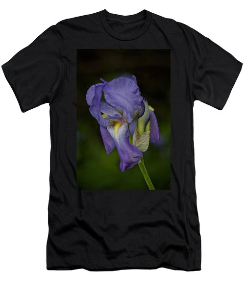 Vintage Iris May 2017 Men's T-Shirt (Athletic Fit)