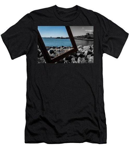 Vintage Light Men's T-Shirt (Athletic Fit)