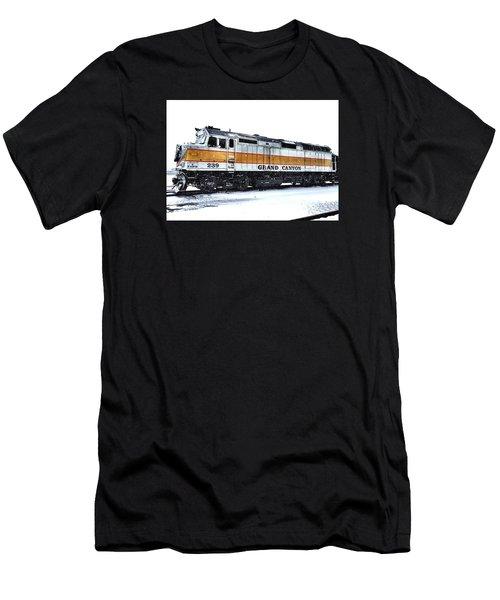 Vintage Ride Men's T-Shirt (Athletic Fit)