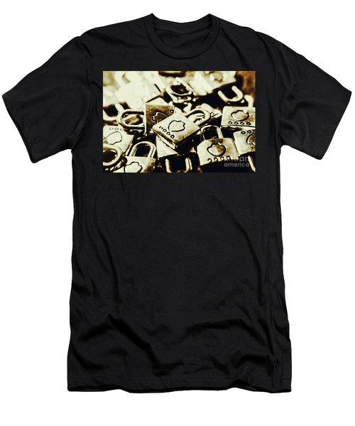 Vintage Safekeeping Men's T-Shirt (Athletic Fit)
