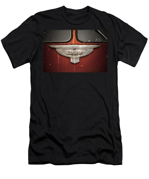 Vintage Tour Bus Men's T-Shirt (Athletic Fit)