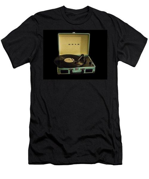 Vintage Vinyl Men's T-Shirt (Athletic Fit)