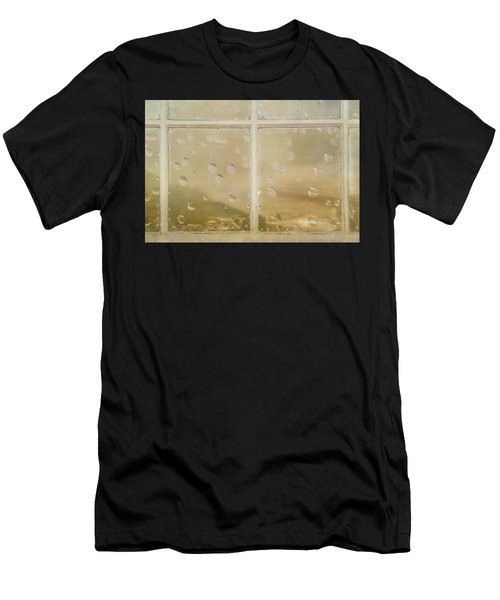 Vintage Window Men's T-Shirt (Athletic Fit)