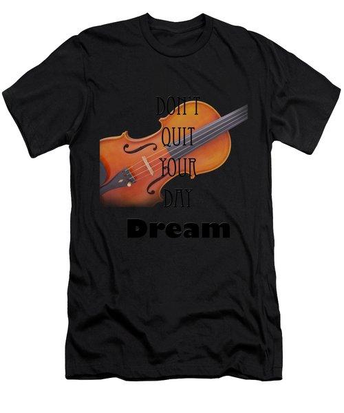Violin Viola Fine Art Photographs Art Prints 5011.02 Men's T-Shirt (Athletic Fit)