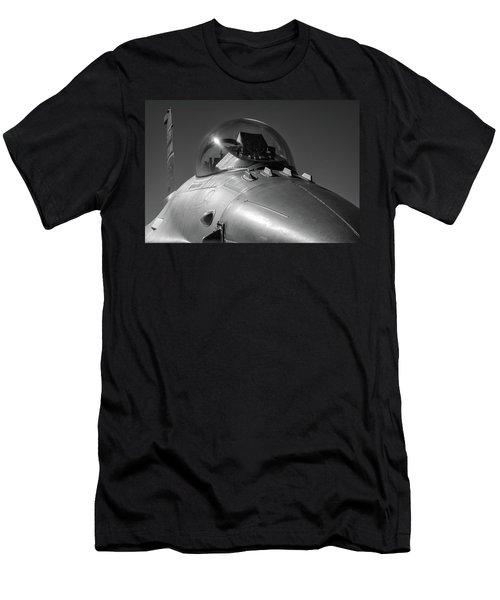 Viper Nose Men's T-Shirt (Athletic Fit)