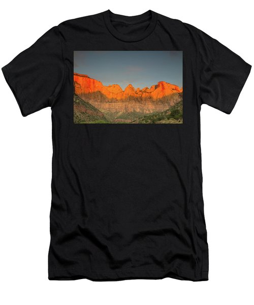 Virgin Sunset Men's T-Shirt (Athletic Fit)