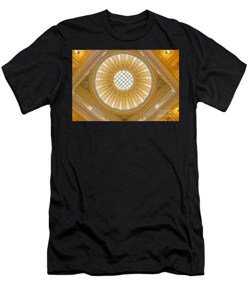 Virginia Capitol - Dome Men's T-Shirt (Athletic Fit)