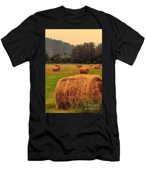 Virginia Evening Men's T-Shirt (Athletic Fit)