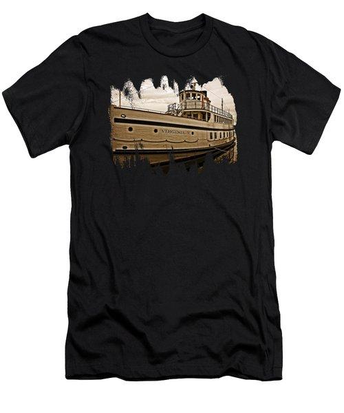 Virginia V Men's T-Shirt (Athletic Fit)