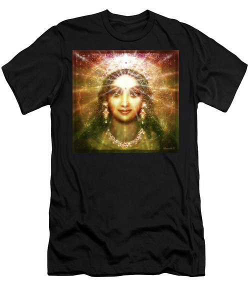 Vision Of The Goddess - Light Men's T-Shirt (Athletic Fit)