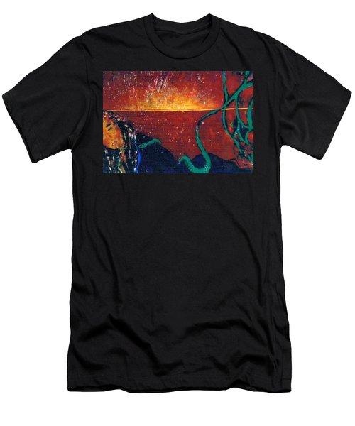 Vision Quest Men's T-Shirt (Athletic Fit)