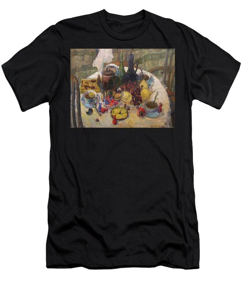Visitors Men's T-Shirt (Athletic Fit)
