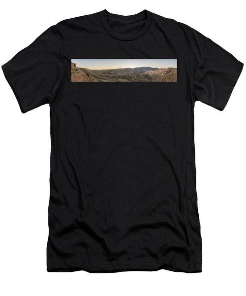 Vista De Moros Men's T-Shirt (Athletic Fit)