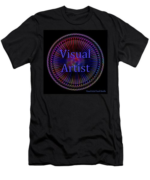 Visual Artist   Men's T-Shirt (Athletic Fit)