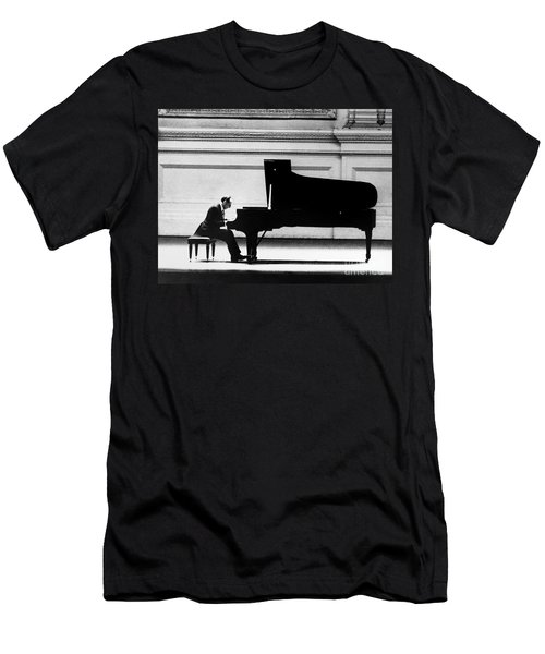 Vladimir Horowitz Men's T-Shirt (Athletic Fit)
