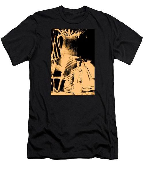 Vodka Men's T-Shirt (Slim Fit) by Roro Rop