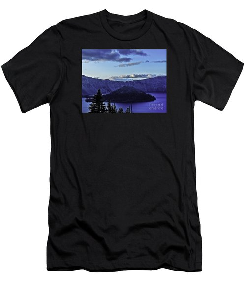 Volcano Within Men's T-Shirt (Athletic Fit)
