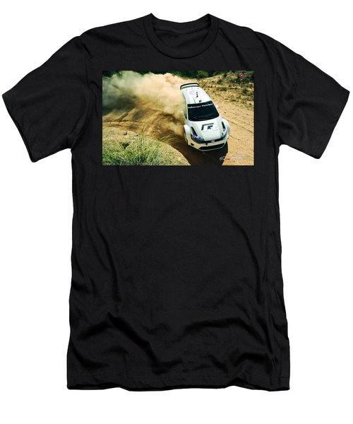 Volkswagen Polo Rally Men's T-Shirt (Athletic Fit)