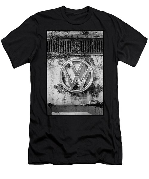 Volkwagen Sign Men's T-Shirt (Athletic Fit)