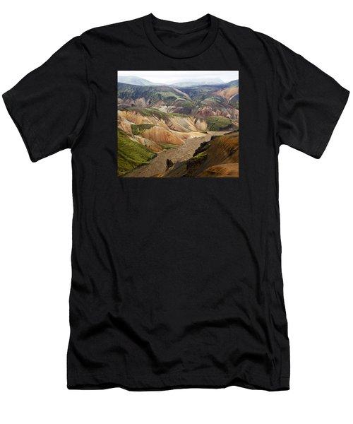 Vondugil Men's T-Shirt (Athletic Fit)