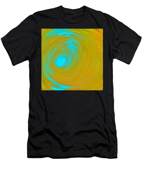 Vortex To Nowhere Men's T-Shirt (Athletic Fit)