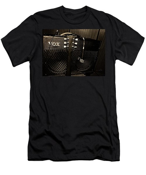 Vox Amp Men's T-Shirt (Athletic Fit)