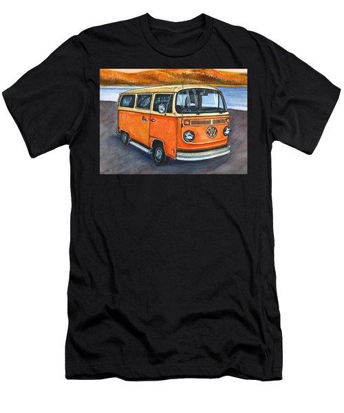 Ryan's Magic Bus Men's T-Shirt (Athletic Fit)