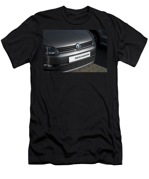 Men's T-Shirt (Slim Fit) featuring the photograph Vw Occasion by Hans Engbers