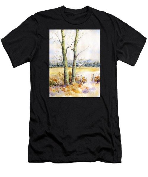Wagner's Farm Men's T-Shirt (Athletic Fit)