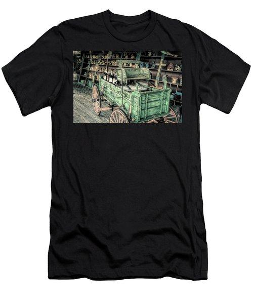 Wagon Men's T-Shirt (Athletic Fit)