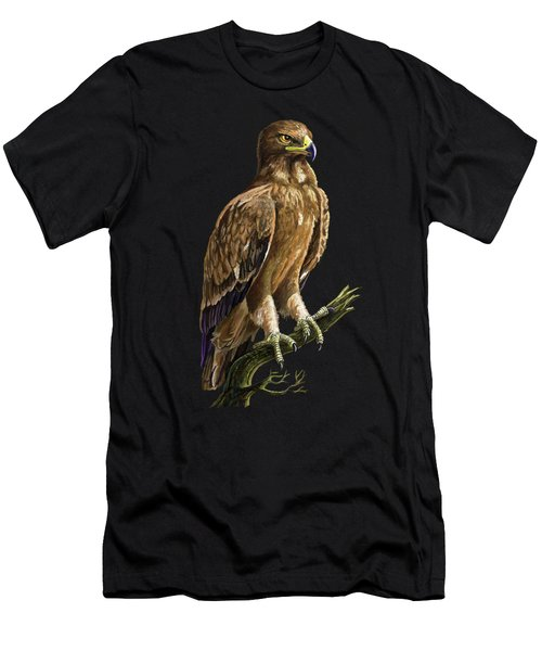 Wahlberg's Eagle Men's T-Shirt (Athletic Fit)