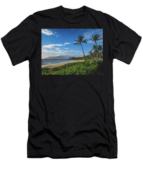 Wailea Beach Men's T-Shirt (Athletic Fit)
